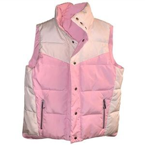 💚Juicy Couture Puffer Vest!!